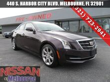 2015_Cadillac_ATS Sedan_Luxury RWD_ Melbourne FL
