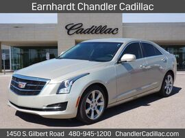 2015_Cadillac_ATS Sedan_Luxury RWD_ Phoenix AZ