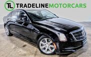 2015 Cadillac ATS Sedan Luxury RWD REAR VIEW CAMERA, NAVIGATION, LEATHER AND MUCH MORE!!