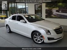 2015_Cadillac_ATS Sedan_Luxury RWD_ Raleigh NC