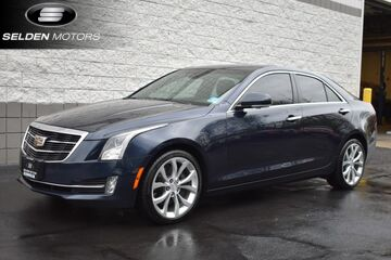 2015_Cadillac_ATS Sedan_Performance AWD_ Willow Grove PA