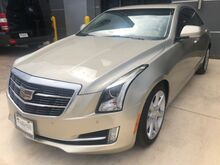 2015_Cadillac_ATS Sedan_Performance RWD_ San Antonio TX