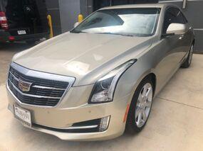 Cadillac ATS Sedan Performance RWD 2015