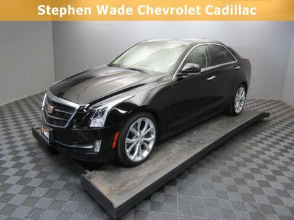 2015_Cadillac_ATS Sedan_Performance RWD_ St George UT