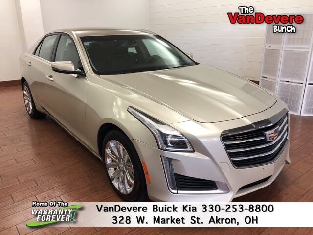 2015 Cadillac CTS 2.0L Turbo Akron OH