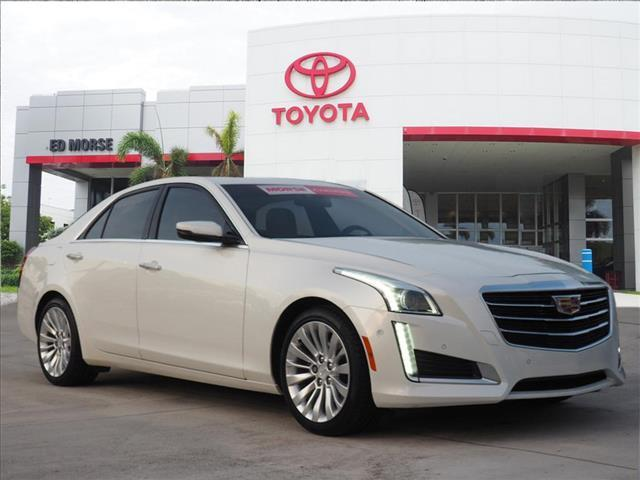 2015 Cadillac CTS 3.6L Performance Delray Beach FL