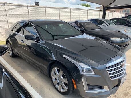 2015_Cadillac_CTS_3.6L Premium_ Euless TX