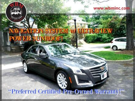2015_Cadillac_CTS_Luxury AWD Sedan_ Arlington VA