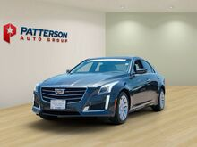 2015_Cadillac_CTS Sedan_4DR SDN 2.0L TURBO_ Wichita Falls TX