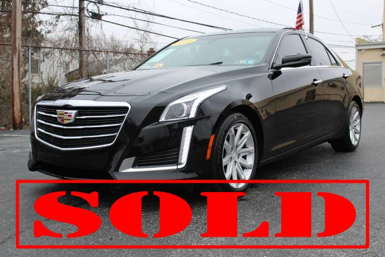2015 Cadillac CTS Sedan AWD New Castle DE