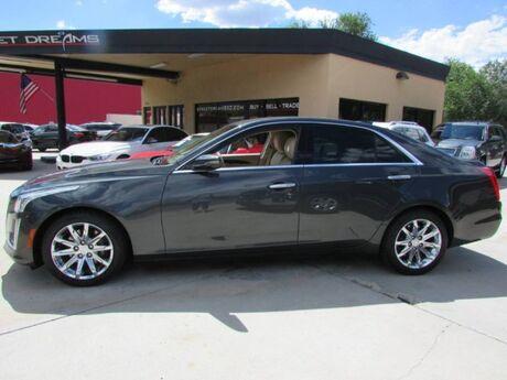 2015 Cadillac CTS Sedan Luxury RWD Prescott AZ