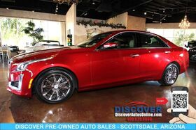 2015_Cadillac_CTS Sedan_Luxury RWD_ Scottsdale AZ