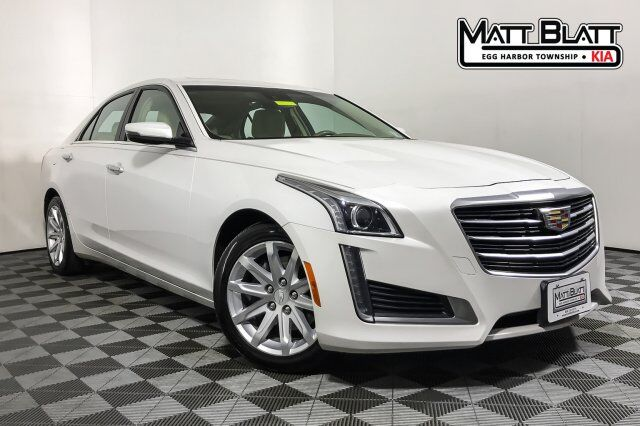 2015 Cadillac CTS Sedan Luxury RWD Toms River NJ