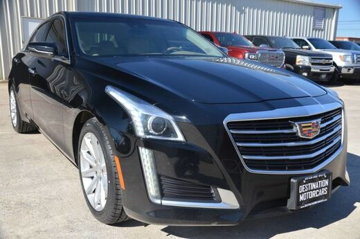 2015 Cadillac CTS Sedan Luxury RWD Wylie TX