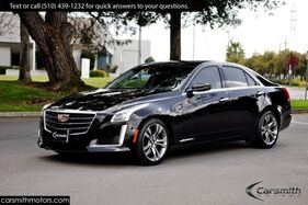 2015_Cadillac_CTS Sedan_Very RARE CTS Vsport Featuring 420 Horsepower!_ Fremont CA