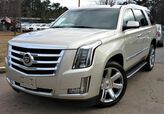 2015 Cadillac Escalade ** FULLY LOADED LUXURY ** - w/ NAVIGATION & LEATHER SEATS