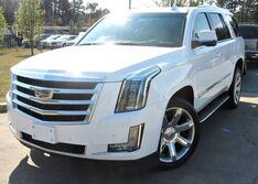 Cadillac Escalade ** LUXURY PACKAGE FULLY LOADED ** - w/ NAVIGATION & LEATHER SEAT 2015