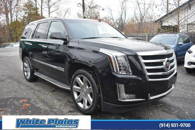 2015 Cadillac Escalade 4WD 4dr Luxury White Plains NY