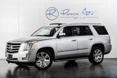 2015 Cadillac Escalade 4WD Luxury Bucket Seating 22 Brushed Alloys New Tires
