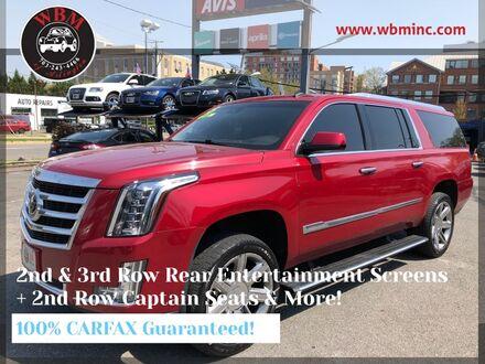 2015_Cadillac_Escalade ESV_4WD Premium_ Arlington VA