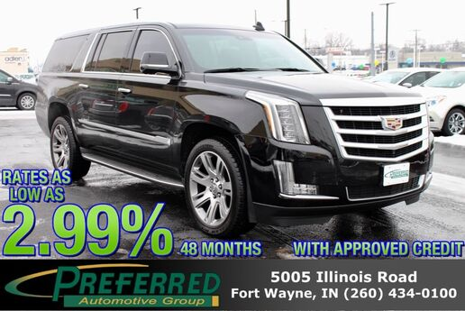 2015 Cadillac Escalade ESV Luxury Fort Wayne Auburn and Kendallville IN