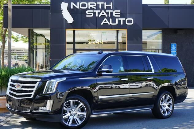 2015_Cadillac_Escalade ESV_Luxury_ Walnut Creek CA