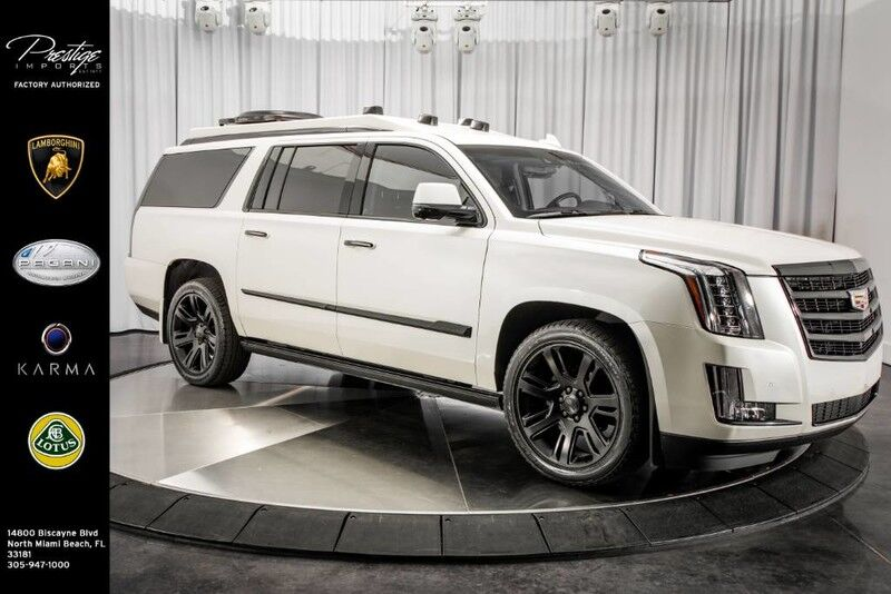 2015_Cadillac_Escalade ESV_Premium_ North Miami Beach FL