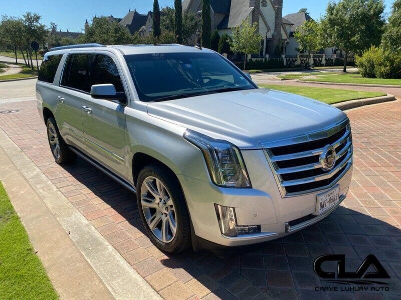 2015 Cadillac Escalade ESV Premium The Woodlands TX