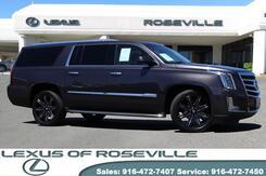 2015_Cadillac_Escalade_ESV_ Roseville CA