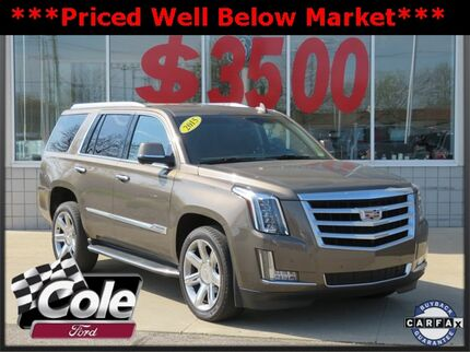 2015_Cadillac_Escalade_Luxury_ Southwest MI