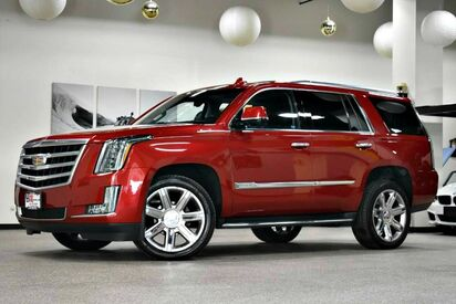 2015_Cadillac_Escalade_Luxury_ Boston MA