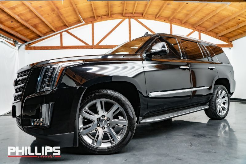2015 Cadillac Escalade Luxury Newport Beach CA