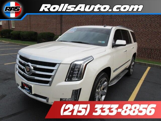 2015 Cadillac Escalade Luxury Philadelphia PA