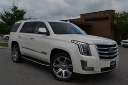 Cadillac Escalade Luxury Pkg/4X4/22'' Wheels/Blind Spot Monitor/Lane Departure Warning/Middle Row Captains/Rear DVD/Power Folding 3rd Row/360 Cams/Heated&Cooled Seats/Loaded 2015