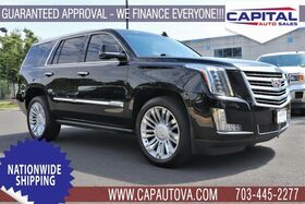 2015_Cadillac_Escalade_Platinum Edition_ Chantilly VA