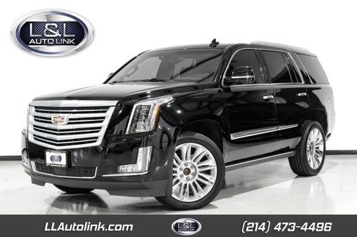 2015 Cadillac Escalade Platinum Lewisville TX