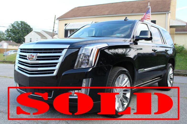 2015 Cadillac Escalade Platinum New Castle DE