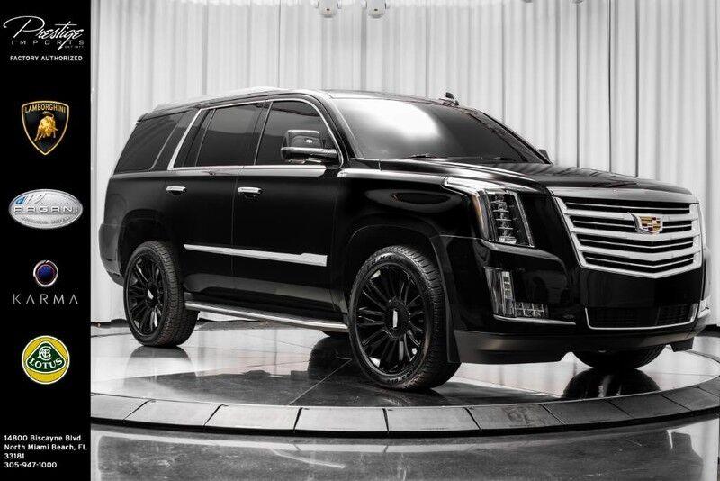 2015_Cadillac_Escalade_Platinum_ North Miami Beach FL