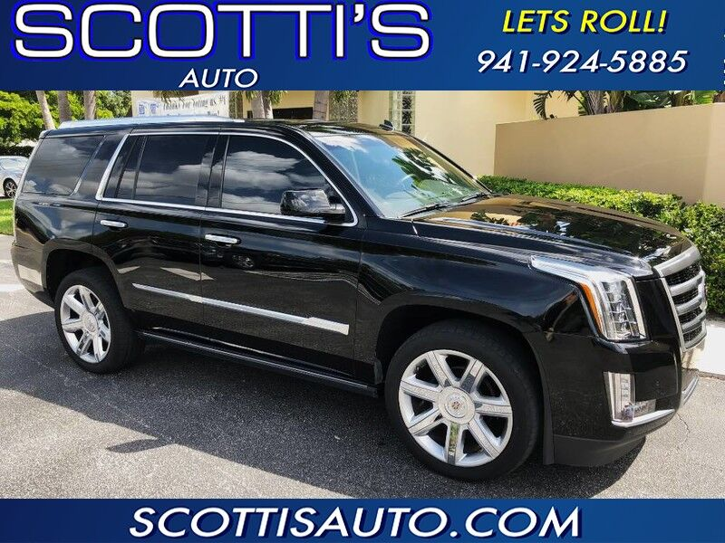 2015 Cadillac Escalade Premium! 1-OWNER! ONLY 40K MILES! DVD! NAVI! GREAT COLOR COMBO! CLEAN!!!