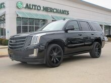 2015_Cadillac_Escalade_Premium 2WD 6.2L 8CYL AUTOMATIC, LEATHER SEATS, SUNROOF, DVD PLAYER, NAVIGATION, BLIND SPOT MONITOR_ Plano TX