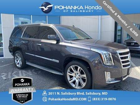 2015_Cadillac_Escalade_Premium 4WD ** Certified 6 Months / 6,000  **_ Salisbury MD