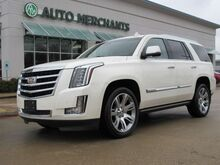 2015_Cadillac_Escalade_Premium 4WD  LEATHER SEATS, NAVIGATION, BLIND SPOT MONITOR, DVD ENTERTAINMENT SYSTEM_ Plano TX