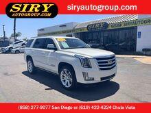 2015_Cadillac_Escalade_Premium 4WD_ San Diego CA
