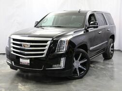 2015_Cadillac_Escalade_Premium / 6.2L V8 Engine / 4WD / Sunroof / Navigation / Parking aid with Rear View Camera / Bose Premium Sound System_ Addison IL