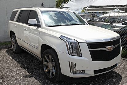 2015_Cadillac_Escalade_Premium_ Hollywood FL