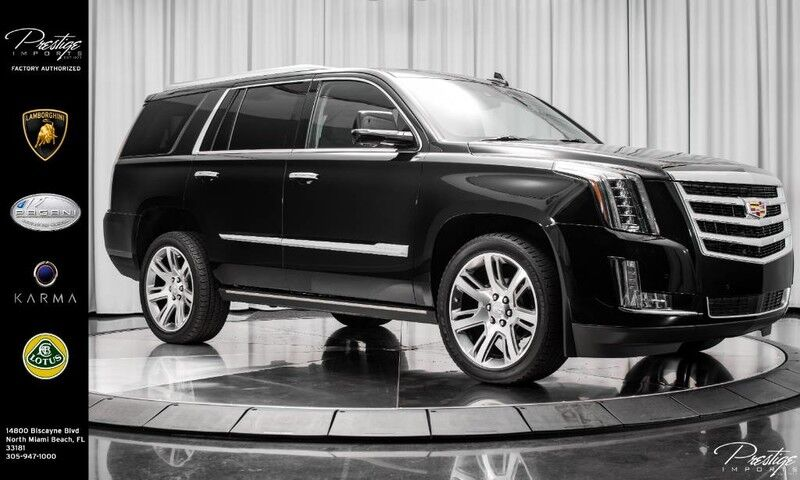 2015_Cadillac_Escalade_Premium_ North Miami Beach FL