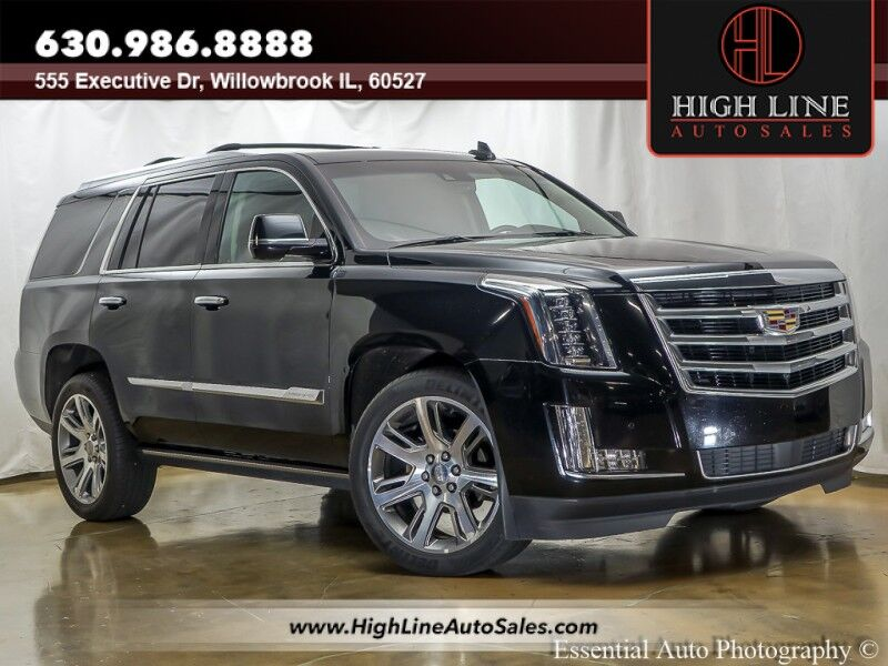 Used Cadillac Escalade Willowbrook Il