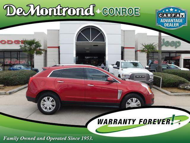 2015 Cadillac SRX FWD 4dr Luxury Collection Conroe TX