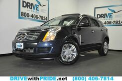 2015_Cadillac_SRX_LUXURY COLLECTION 48K FACTORY WARRANTY REAR CAM SENSORS PANO_ Houston TX