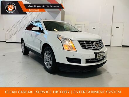 2015_Cadillac_SRX_Luxury_ Gainesville GA